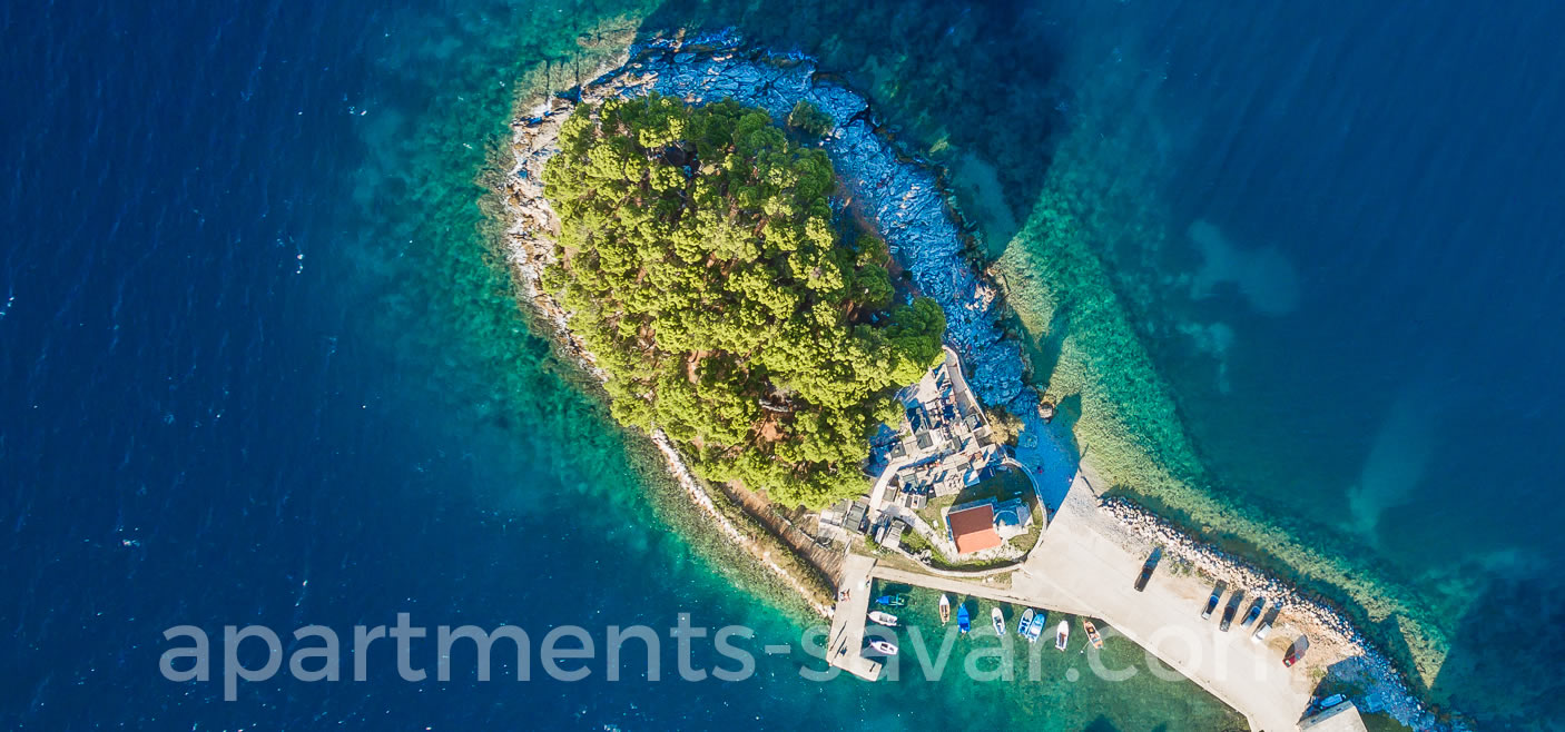 St. Pelegrin Dugi otok